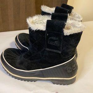 Sorel women's boots size 9.5